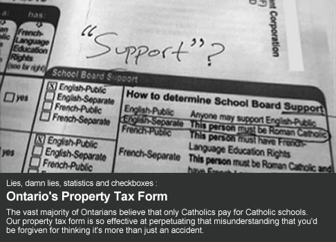 Ontario Property Tax Form