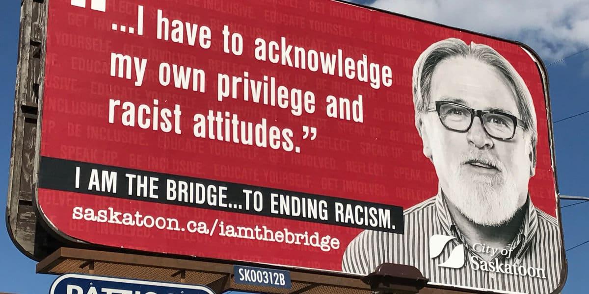 The Poster Boy of White Privilege