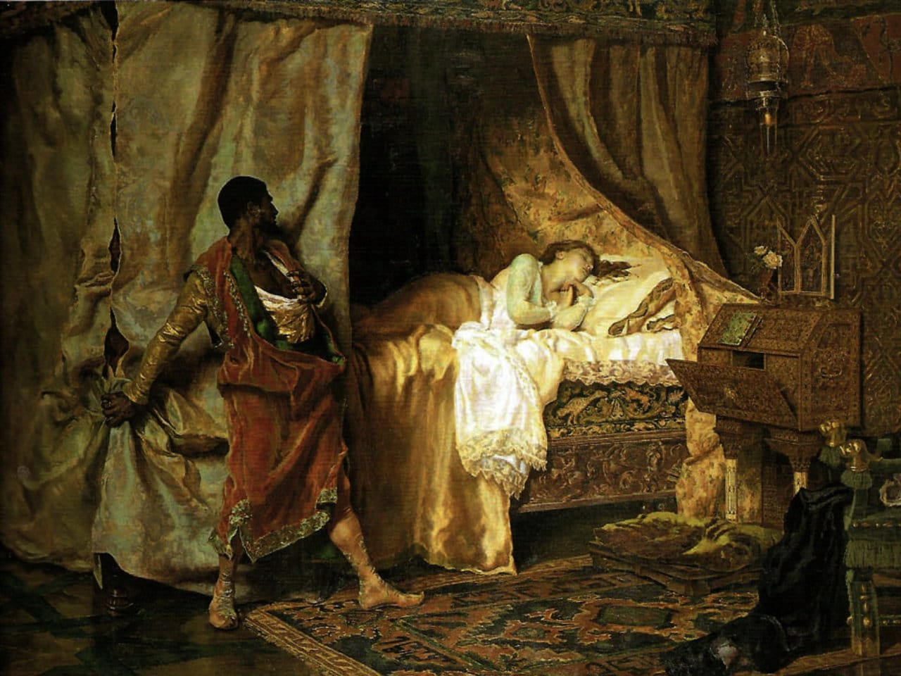 The Cubist Othello