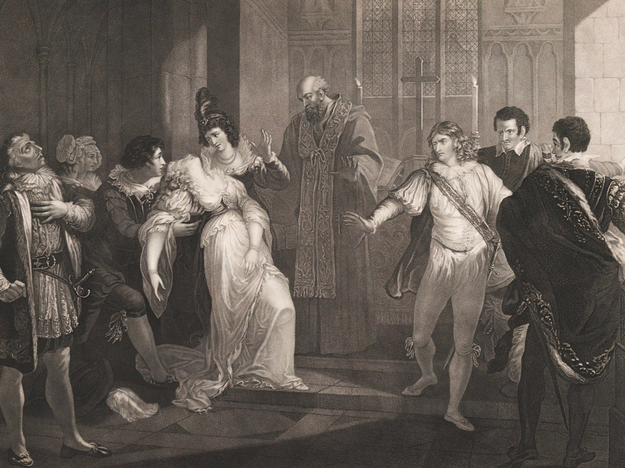 Power, Love and Listening: an Observation of Shakespeare's Drama